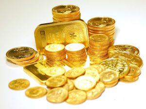 ارز و سکه